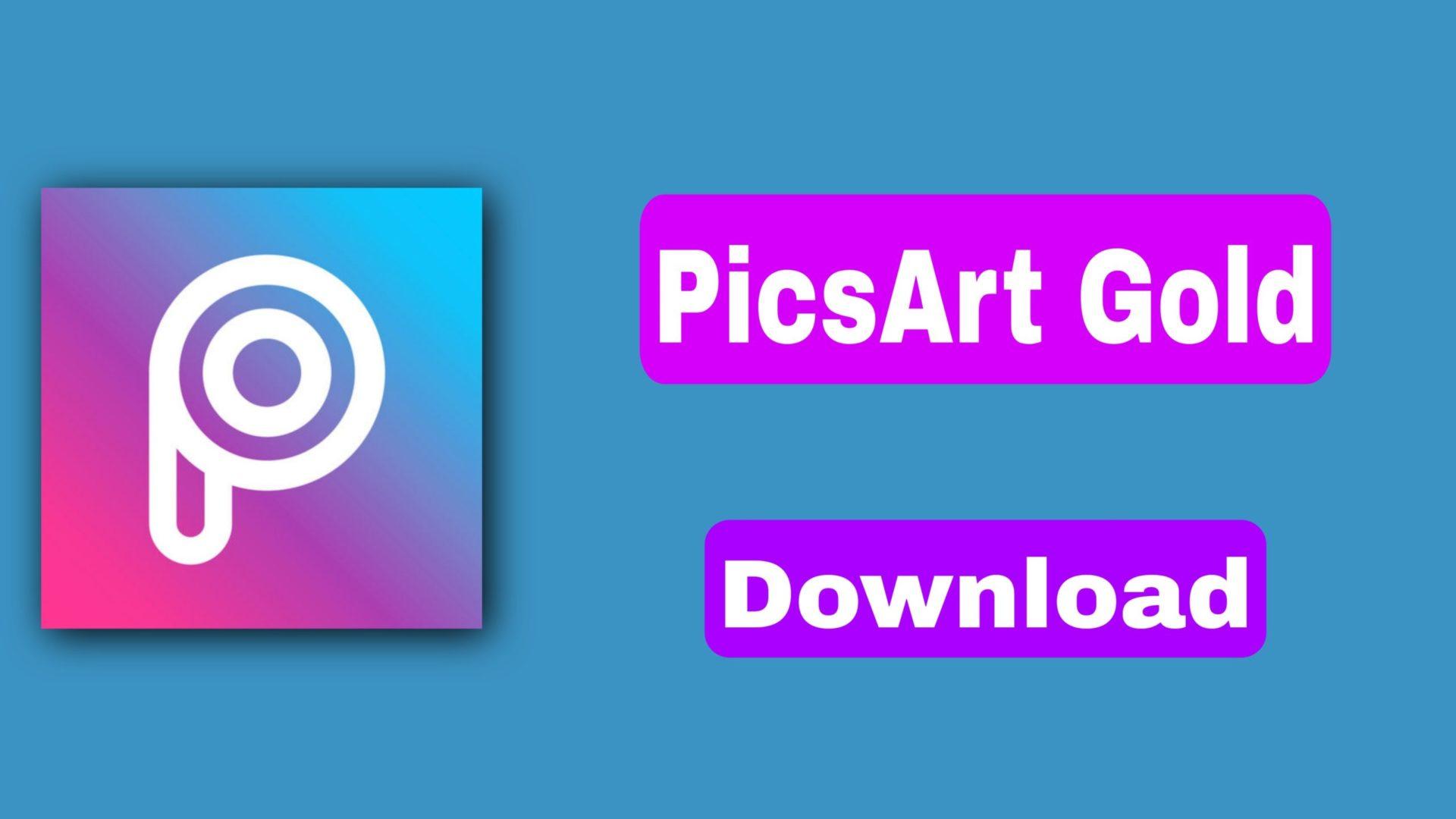 PicsArt MOD APK FREE v18.0.2 (Gold, Premium) Download