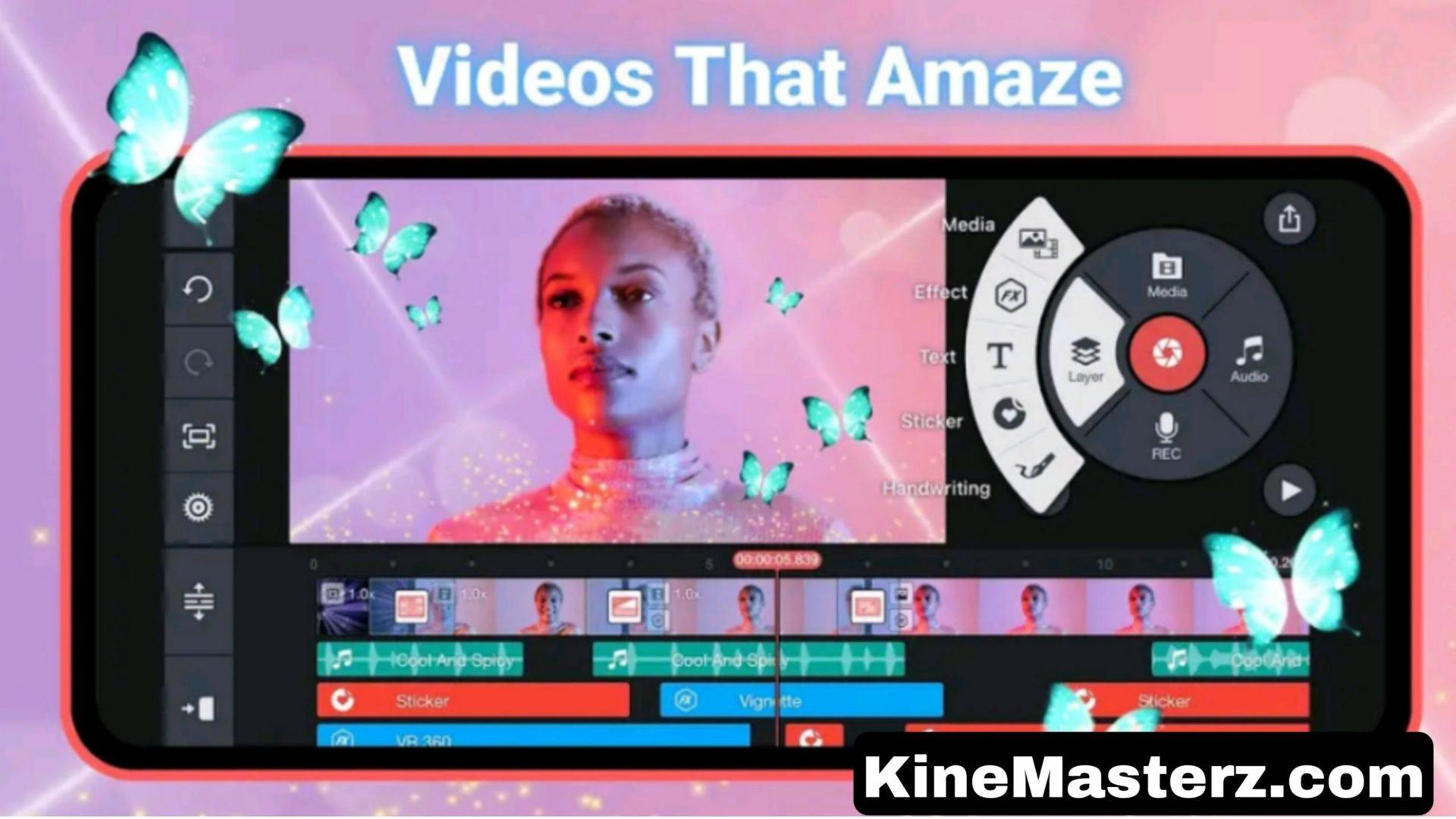 Kinemaster Pro Apk Download (No Watermark) September 2021