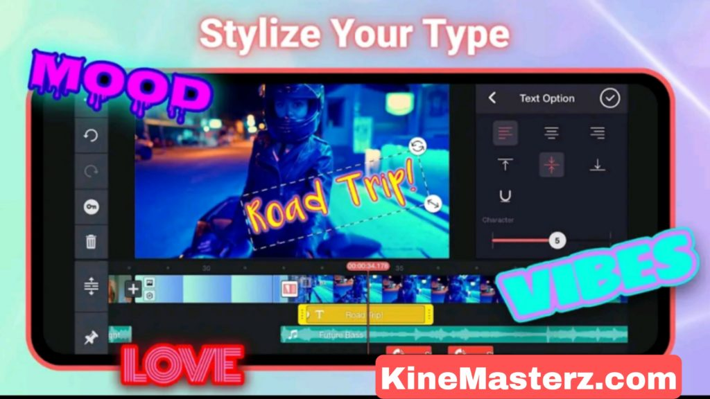 Kinemaster Pro for PC without watermark